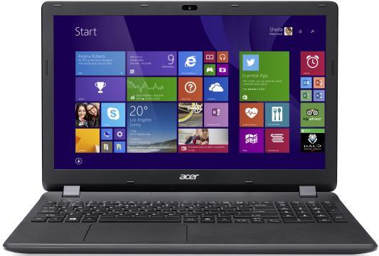 Ноутбук Acer Extensa EX2519-P7VE 15.6 1366x768 Intel Pentium-N3710 NX.EFAER.032 ноутбук acer extensa ex2511g p1te 15 6 1366x768 intel pentium 3805u nx ef9er 008