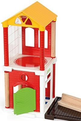 Игровой набор Brio доп.деталей для построения дома,14 предм.,26х6х19см,кор.