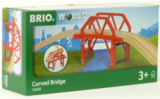Мост Brio Изогнутый мост с 3-х лет 7312350336993 brio падающий мост