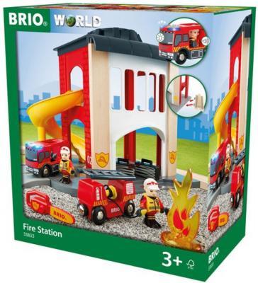"""Набор Brio """"Пожарное отделение"""" с 3-х лет 33833 цены"""