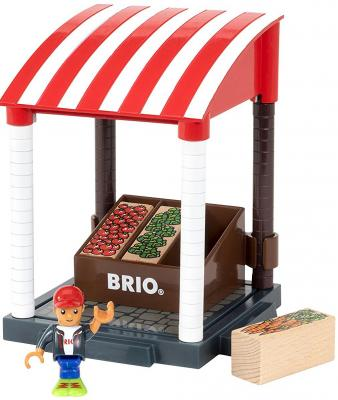 Игровой набор Brio Магазинчик,11 предм.,20х12х15см,кор. play doh игровой набор магазинчик домашних питомцев