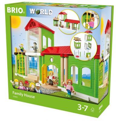"""Игровой набор Brio """"Загородная вилла,46 предметов"""