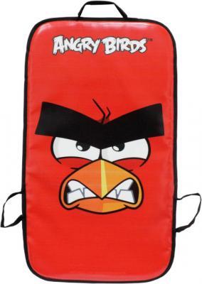 ледянка 72х41 см прямоугольная angry birds 1toy Ледянка 1toy Angry Birds Т59206 разноцветный рисунок