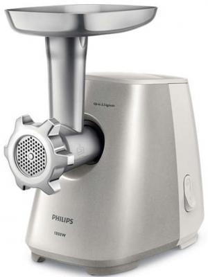 Электромясорубка Philips HR2723/20 500 Вт серебристый