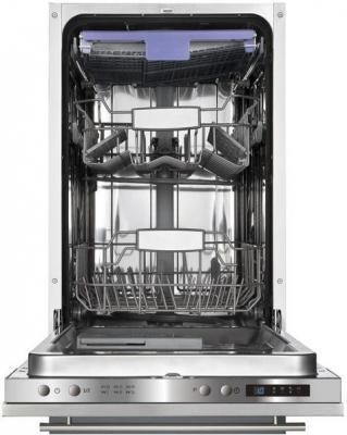 Посудомоечная машина Midea M45BD-1006D3 серебристый