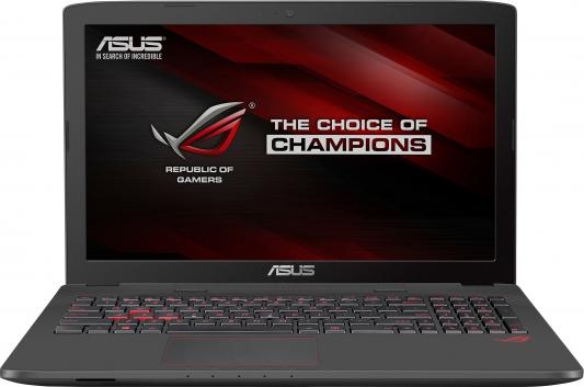 "Ноутбук ASUS GL752VW-T4236T 17.3"" 1920x1080 Intel Core i5-6300HQ 90NB0A42-M03120"