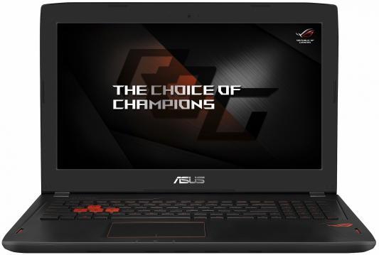 Ноутбук ASUS GL502VM-FY005T 15.6 1920x1080 Intel Core i7-6700HQ 90NB0DR1-M01040 ноутбук asus k751sj ty020d 90nb07s1 m00320
