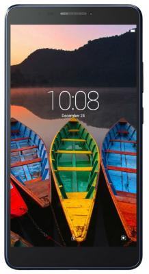 Планшет Lenovo Tab 3 Plus TB-7703X 7 16Gb черный LTE Wi-Fi 4G 3G Bluetooth Android ZA1K0070RU earphones i7 mini bluetooth earbud wireless headphones headset with mic stereo bluetooth earphone for iphone 7 7 plus 6s pk v1