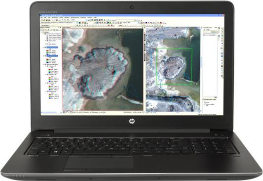 """Ноутбук HP ZBook 15 G3 15.6"""" 1920x1080 Intel Core i7-6700HQ Y6J59EA"""