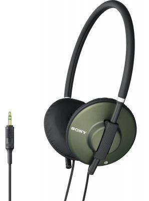 Наушники Sony MDR-570LPG зеленый наушники беспроводные с микрофоном sony mdr zx330bt black