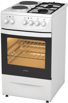 Комбинированная плита Darina 1D KM241 337 W белый