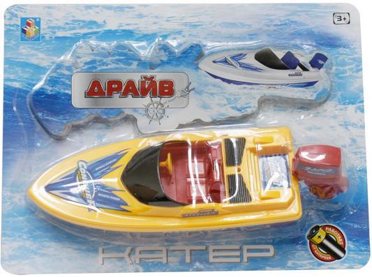 """Катер 1 toy """"Драйв"""" в ассортименте 32 см Т58767"""