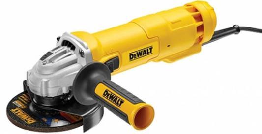 Углошлифовальная машина DeWalt DWE 4205 1010 Вт мультитул реноватор dewalt dwe 315 kt