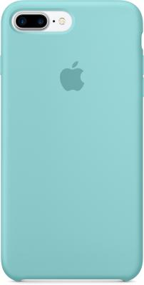 Накладка Apple Silicone Case для iPhone 7 Plus голубой MMQY2ZM/A