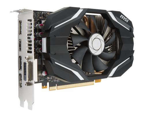 Видеокарта 3072Mb MSI GeForce GTX 1060 PCI-E 192bit GDDR5 DVI HDMI DP HDCP GTX 1060 3G OC Retail
