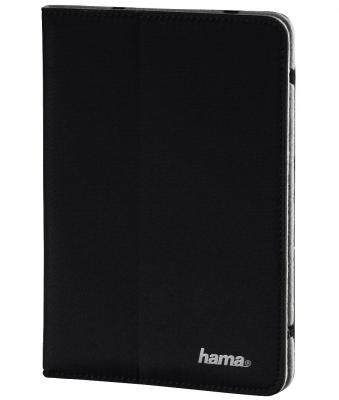 Чехол Hama Strap универсальный для планшетов с экраном 10.1 силикон черный 00173504 чехол для планшета hama piscine голубой для планшетов 10 1 [00173550]