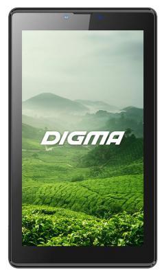 Планшет Digma 7008 3G 7 4Gb черный Wi-Fi Bluetooth 3G Android TT7053MG планшет 4good t703m 7 4gb черный wi fi 3g bluetooth android t703m3g4gb