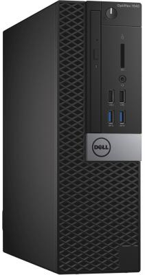Системный блок Dell Optiplex 7040 SFF i5-6700 8Gb 1Tb HD530 DVD-RW Win7Pro Win10Pro клавиатура мышь серебристо-черный 7040-0179