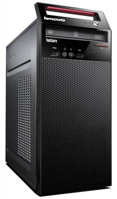 Системный блок Lenovo ThinkCentre Edge 73 i5-4460S 2.9GHz 4Gb 500Gb Intel HD DVD-RW Win10 черный 10DUS04M00
