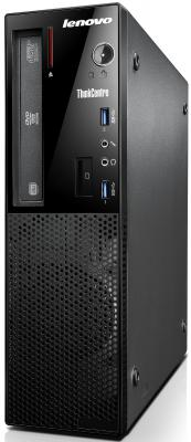 Системный блок Lenovo ThinkCentre Edge 73 G3260 3.3GHz 4Gb 500Gb Intel HD DVD-RW Win7Pro Win10Pro черный 10DUS04N00