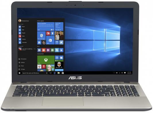 "Ноутбук ASUS X541SA-XX059T 15.6"" 1366x768 Intel Pentium-N3710 90NB0CH3-M03610"