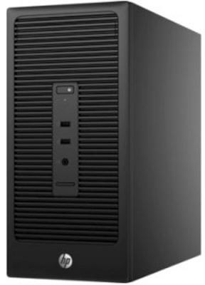 Системный блок HP EliteDesk 280 G2 MT i3-6100 4Gb 500Gb DVD-RW Win7Pro Win10Pro клавиатура мышь + HP Monitor v213a