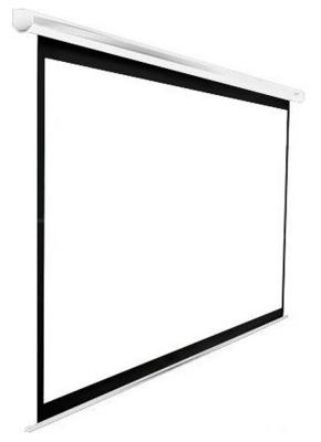 Экран настенный Elite Screens ELECTRIC125XHT 16:9 155.7x276.6см настенно-потолочный