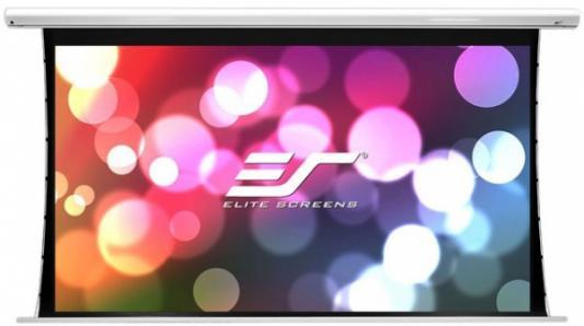 Экран на раме Elite Screens SKT110UHW-E12 16:9 137.2x243.8см настенно-потолочный натяжной белый экран elite screens electric 100h electric100h