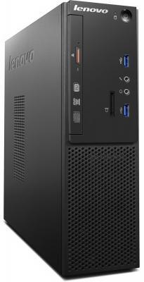Системный блок Lenovo S510 SFF i3-6100 4Gb 500Gb Intel HD DVD-RW DOS клавиатура мышь черный 10KY0033RU
