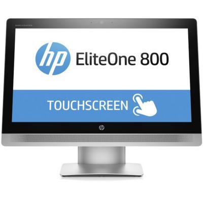 "Моноблок 23"" HP EliteOne 800 G2 1920 x 1080 Multi Touch Intel Core i7-6700 8Gb SSD 128 Intel HD Graphics 530 Windows 10 Professional серебристый черный T6C34AW"
