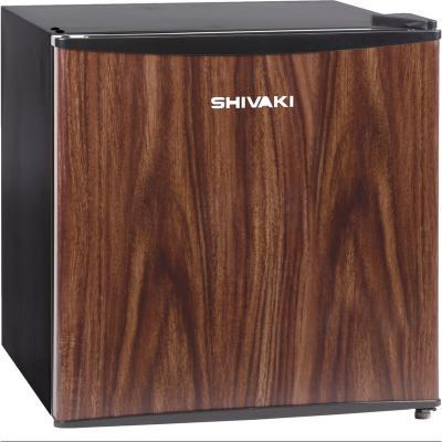 Холодильник SHIVAKI SHRF-55CHT коричневый