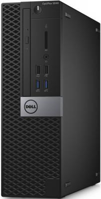 Компьютер DELL OptiPlex 5040 SFF Intel Core i7-6700 8Gb 500Gb Intel HD Graphics 530 Linux черный 5040-0026