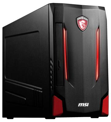 Системный блок MSI Nightblade MI2-217RU i5-6400 2.7GHz 8Gb 1Tb GeForce GTX1060 Win10 черный 9S6-B09011-217