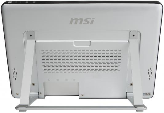 "Моноблок 15.6"" MSI Pro 16 Flex-024RU 1366 x 768 Touch screen Intel Celeron-N3150 4Gb 500Gb Intel HD Graphics DOS черный 9S6-A62311-024"