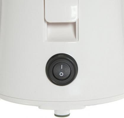 Соковыжималка Moulinex JU350B39 400 Вт пластик белый