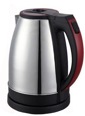 Чайник Irit IR-1327 1500 Вт чёрный стальной 1.8 л нержавеющая сталь
