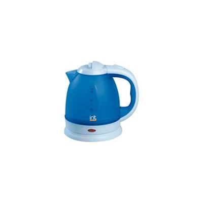 Чайник Irit IR-1231 1800 Вт белый синий 1.8 л пластик