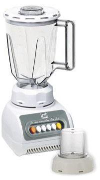 Блендер стационарный Irit IR-5510 300Вт белый