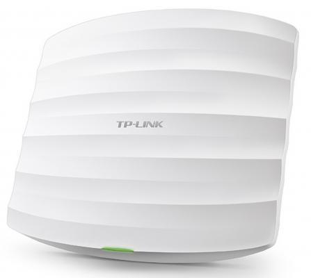 Точка доступа TP-LINK EAP330 802.11acbgn 1900Mbps 2.4 ГГц 5 ГГц 1xLAN RJ-45 PoE белый