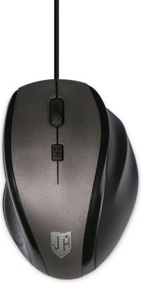 Мышь проводная Jet.A Comfort OM-U59 чёрный USB