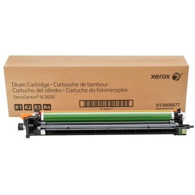 Фотобарабан Xerox 013R00677 для Xerox DocuCentre SC2020 черный 76000стр 20pcs lot ct200417 original reset toner chip for xerox docucentre 236 286 336 2005 2055 3005 2007 3007 cartridge ic chip