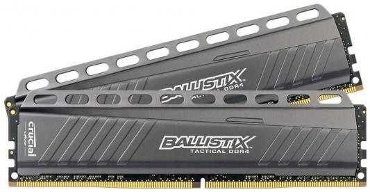 Оперативная память 16Gb (2x8Gb) PC4-24000 3000MHz DDR4 DIMM Crucial BLT2C8G4D30AETA оперативная память crucial ballistix tactical ddr4 udimm 8gb blt8g4d26afta