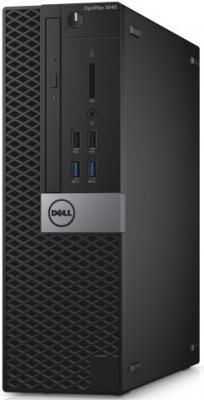 Системный блок DELL Optiplex 3046 SFF i3 6100 3.7GHz 4Gb HDG530  DVD-RW Win7Pro + W10Pro клавиатура мышь 3046-0148