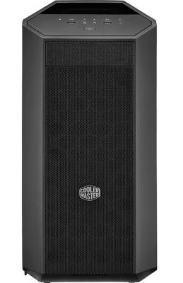 Корпус microATX Cooler Master MasterCase 3 Pro Без БП чёрный MCY-C3P1-KWNN корпус cooler master mastercase h500p черный mcm h500p mgnn s00