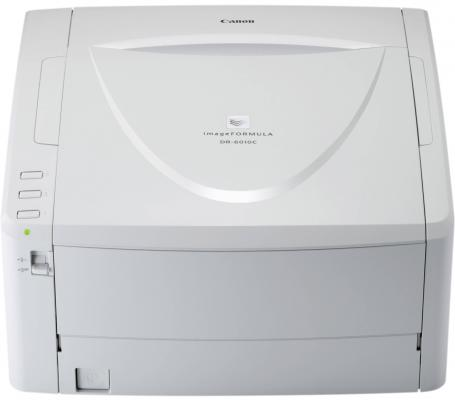 Сканер Canon image Formula DR-6010C A4 600x600dpi USB 3801B003 сканер canon dr 6010c 3801b003