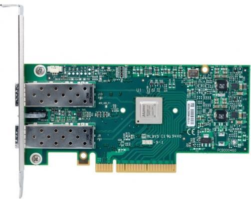 Сетевой адаптер Mellanox MCX312C-XCCT 10/100Mbps