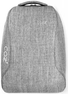 "Рюкзак для ноутбука 17"" Cozistyle City Urban Backpack полиэстер серый CPCB004 цена и фото"