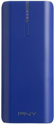 Внешний аккумулятор PNY PowerPack T5200 синий P-B5200-2TB01-RB