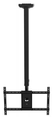 Кронштейн North Bayou T7030 для ЖК ТВ 32-70''' потолочный наклон -2°/+20° VESA 400x600 до 56.8 кг черный