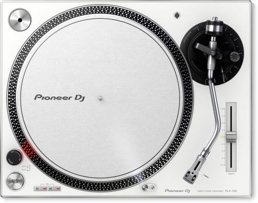 Проигрыватель винила Pioneer LX-500-W белый проигрыватель винила с ременным приводом numark pt 01 scratch